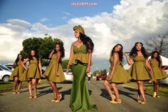 Shweshwe Dresses 2019 Recent and Unique African Bridesmaid Dresses, African Wedding Attire, African Attire, African Wear, African Dress, African Fashion, African Outfits, Seshweshwe Dresses, South African Traditional Dresses
