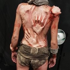 nice Body Of Souls: My Bipolar Special Effects Makeup Concept