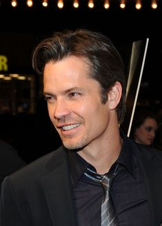 More Timothy Olyphant...
