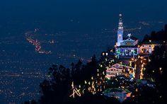 Resultado de imagen para ciudad de bogota de noche