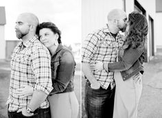 JENI & NICK: ENGAGEMENT by Ottawa wedding photographer and writer Genevieve Georget. And it's not by the public displays of affection or the grand gestures th Writer, Engagement, Couple Photos, My Love, People, Blog, Wedding, Couple Shots, Casamento