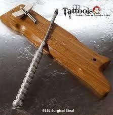 ผลการค้นหารูปภาพสำหรับ how to make tebori tools Tebori Tattoo, Tools, How To Make, Instruments