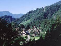 南砺市相倉伝統的建造物群保存地区 富山県 #山村集落 #越中国 #重要伝統的建造物群保存地区 #なんとしあいのくら