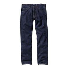 M's Straight Fit Jeans - Reg - Dark Denim