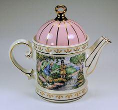 James Sadler Teapot Fishing
