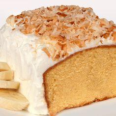 Tres Leches Pound Cake
