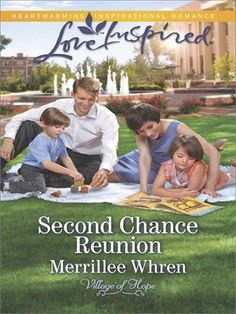 Cover of Second Chance Reunion