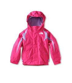 The North Face Kids Girls  Mountain View Triclimate® Jacket (Toddler) North  Face 1a29abc9c