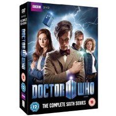 Doctor Who Season 6 Boxset
