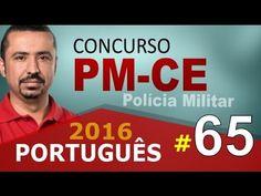 Concurso PM CE 2016 PORTUGUÊS - Polícia Militar do Ceará # 65