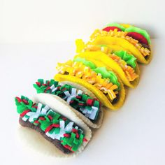 Cool gifts for kids under $15: Felt food taco play set from Felt Food Truck on Etsy gifts for kids | gifts for teens | gifts for tweens | gifts for kindergarteners | cheap gifts | affordable gifts | budgeting | saving money | Christmas gifts | Hanukkah gifts | holiday gifts for kids | cool gifts for kids | handmade gifts | Shop small | Etsy gifts #giftsforkids #giftguide #holidaygiftguide