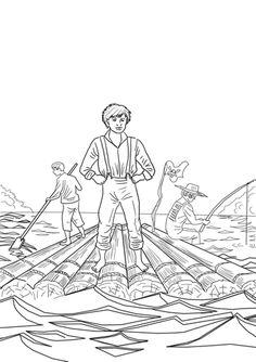44 Best Adventures of Tom Sawyer Enrichment Activities