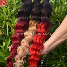 #1b/red,#1b/27,#1b/30,#1b/bug, ombre hair weaves, two tone human hair,shop from www.latesthair.com/ Indian Hairstyles, Latest Hairstyles, Weave Hairstyles, Straight Hairstyles, Ombre Hair Weave, Ombre Human Hair Extensions, Loose Waves Hair, Hair Shop, Hair Weaves
