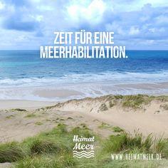 Zeit für eine Meerhabilitation.