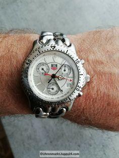 Tag Heuer professionell 200 - Quartz Armbanduhren - Kärnten Tag Heuer, Breitling, Quartz, Watches, Accessories, Omega Watch, Wrist Watches, Wristwatches, Clocks