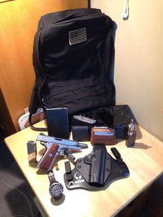 Everyday Carry Gear, Tac Gear, East Coast, Edc, Bullets, Mafia, Random Things, Survival, Gadgets