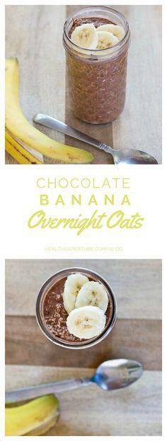 Chocolate Banana Ove