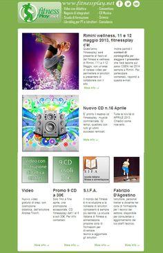 Nuova newsletter con tante novita sul fitness e Rimini wellness