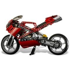 LEGO Technic Street Bike 8420