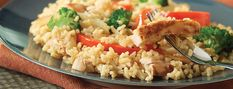 Minute - 20 Minute Chicken and Rice Stir Fry - We can help.® 2