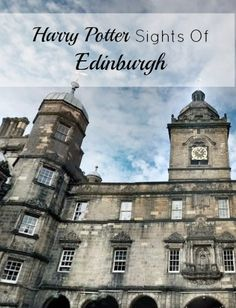 Harry Potter Sights of Edinburgh — Page by Paige: two of my favorite things! Edinburgh Travel, Scotland Travel, Ireland Travel, Scotland Trip, Places To Travel, Places To See, Australia Tourism, Thailand, England And Scotland