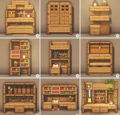 Minecraft Mansion, Minecraft Cottage, Easy Minecraft Houses, Minecraft House Tutorials, Minecraft Room, Minecraft House Designs, Amazing Minecraft, Minecraft Tutorial, Minecraft Blueprints
