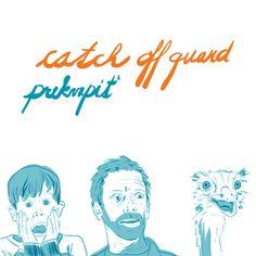 Catch off guard  - by Livia Prudilova - Anglicky efektívne