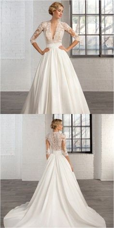 Vintage Wedding Dresses (127)