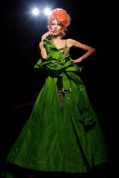 Jean Paul Gaultier Spring 2012 Haute Couture Paris