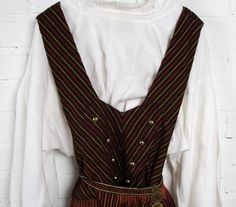 Hammerdal - Jämtland Folk Costume, Costumes, Second Hand, Traditional Outfits, Sweden, Vest, Clothes, Dresses, Fashion