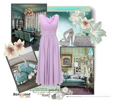 """""""BangGood.com #8"""" by marinadusanic ❤ liked on Polyvore featuring Clips"""