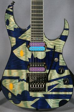 Ibanez Petrucci Signature Model
