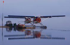 DeHaviland Beaver float planes we love float planes and amphibian aircraft @ http://ridgelandingairpark.com/