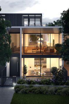 110 best Modern Home images on Pinterest | Door entry, Windows and Large Modern Home Design Tec Html on
