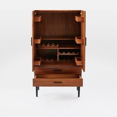 Reede Bar Cabinet - Tall | west elm