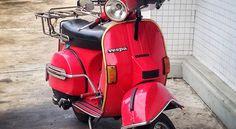 Bari: tour della città in Vespa