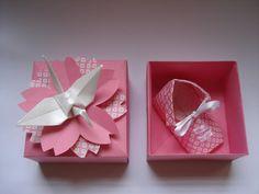 Lina Origami: Mais sapatinho de bebê (menina)