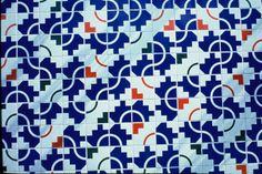 Oscar Niemeyer - tiles