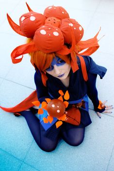 Awesome and creative cosplays of Pokemon. Found in anime geek conventionד worldwide. Halloween Office, Halloween Kids, Halloween Party, Halloween Decorations, Halloween Recipe, Outdoor Decorations, Halloween Projects, Halloween Halloween, Halloween Makeup