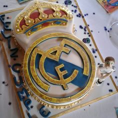 Queque de cumpleaños, Real Madrid