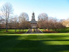 Samford University in Alabama, will always hold a place in my heart!
