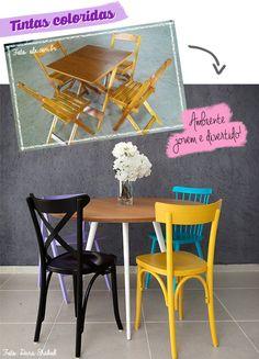 Sabia que reformar móveis antigos pode ser uma ótima forma de lucrar uma graninha extra? Vamos supor que você tenha um objeto ou um móvel velhinho em casa e