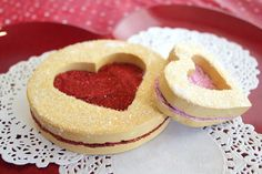 DIY Plaster Hearts