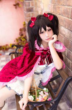Cosplayer: umemaru (梅丸) Character: Nico Yazawa Anime: LoveLive! School Idol Project
