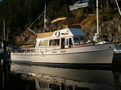 Change of Heart is a Grand Banks 42 Classic. Moored in Squamish which is located exactly midway between Vancouver and Whistler. She sleeps 4 comfortably and can accomodate up to 7 guests. Lots of outdoor activities, dining, pubs within walking distance of marina. Look at: www.afloatbnb.com Change Of Heart, Whistler, Outdoor Activities, Banks, Vancouver, Distance, Walking, Canada, Boat