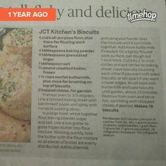 JCT Kitchen biscuits