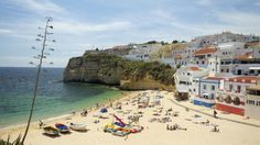 11 reasons to retire in Portugal's Algarve | Via Yahoo Finance | 10/06/2014 Portugal's Algarve, home to more than 100,000 resident expat retirees, could be the best place in the world to retire that nobody's talking about. Particularly appealing are the two municipalities of Silves and Lagoa... In these two spots, you can enjoy the best the region has to offer, from medieval towns and fishing villages to open-air markets, local wine and some of Europe's best sandy beaches.