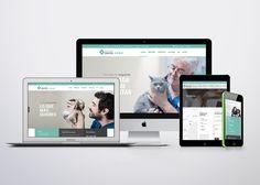 Web veterinario, vet web Branding, Design Web, Brand Management, Identity Branding