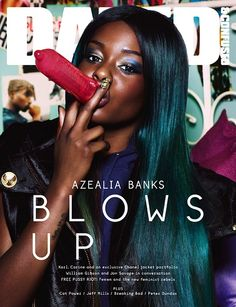 Azealia Banks Dazed
