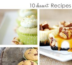 10 Delicious Dessert Recipes
